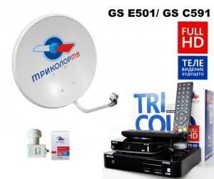 Трколор G501-591