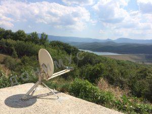 Крымское лето с интернетом