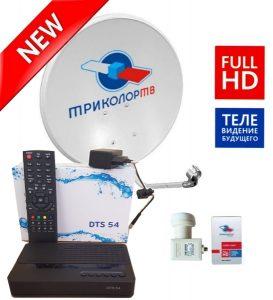 ТВ система с эконом-приемником DTS-54